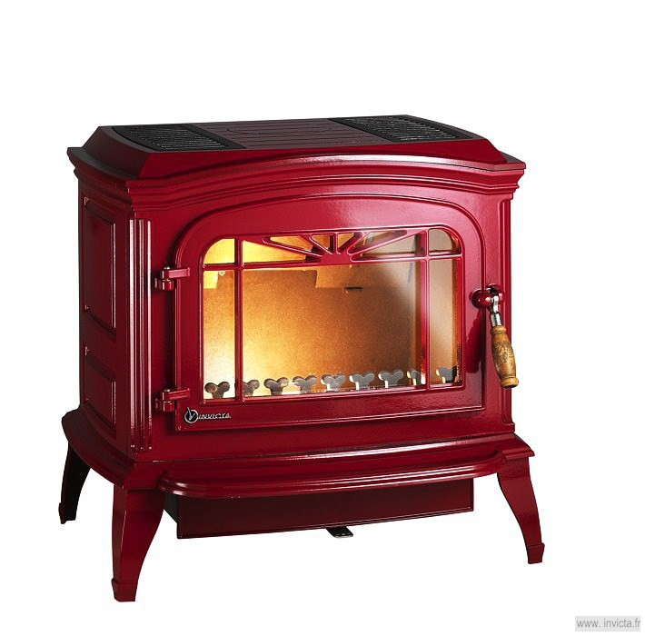 INVICTA BRADFORD RED 9KW