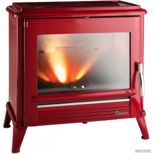 INVICTA MODENA RED 9KW